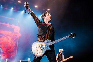 Covers de cuarentena: Billie Joe Armstrong comparte versión de John Lennon