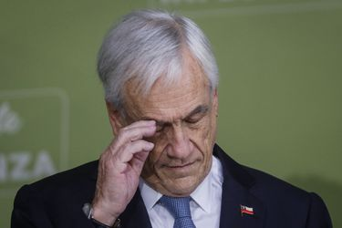 """Piñera pide a gabinete salir a terreno para """"poder conectarse mejor con las necesidades de las personas"""""""