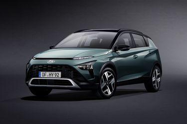Dile hola al Bayon, el SUV más pequeño de Hyundai