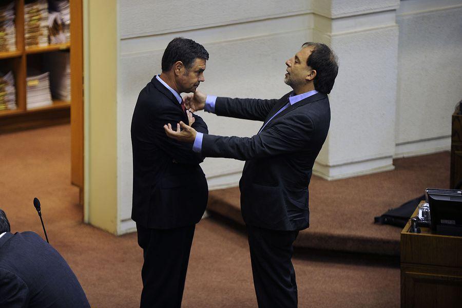 Senado Vota en la tarde la  Reforma Laboral 09 Marzo
