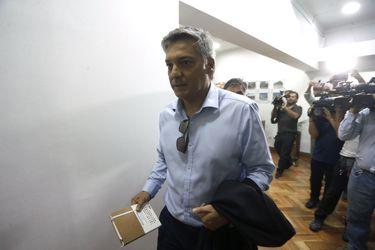 Sebastián Moreno formaliza su renuncia y dejará la ANFP el 30 de julio