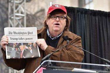 """Michael Moore envía mensaje a Irán: """"Dejen que yo y millones de estadounidenses arreglemos esto pacíficamente"""""""
