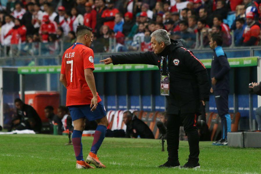 Rueday Alexis Sánchez | Chile vs Perú (Copa América 2019)
