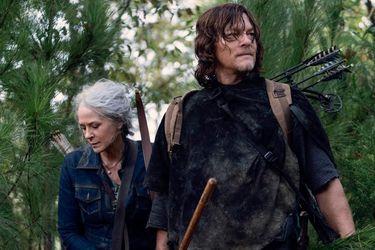 """El spin-off de Carol y Daryl sería """"muy diferente"""" a The Walking Dead"""