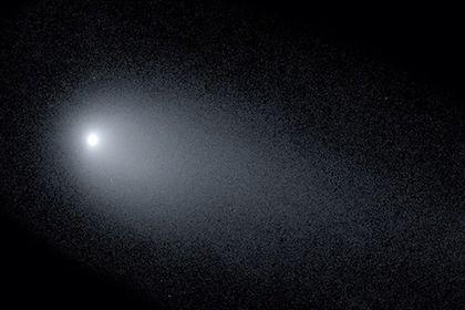 Fotografía del cometa 2l/Borisov