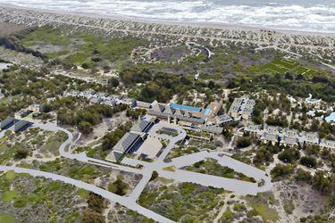 Imagen Vista aerea Hotel Ritoque