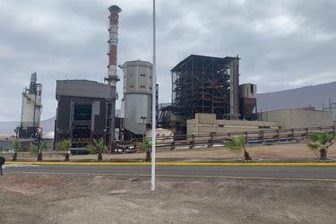 termoelectrica enel tarapacá