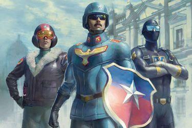 A fondo con Disfrazados, la novela de Francisco Ortega sobre la falsa historia superheroica de Chile
