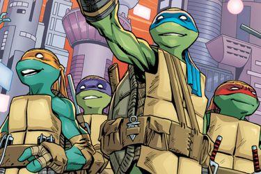 El reinicio de Las Tortugas Ninja producido por Seth Rogen planea llegar al cine en 2023