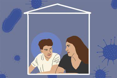 Trabajo y responsabilidades familiares en tiempos de cuarentena: ¿quiénes aportan más tiempo al cuidado de la casa y de los hijos, mujeres u hombres?