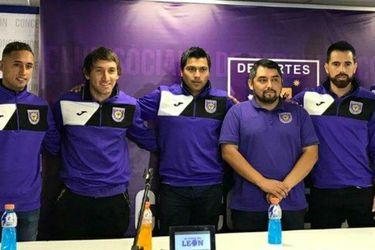 Deportes Concepción se refuerza con los históricos Daud Gazale y Gabriel Vargas