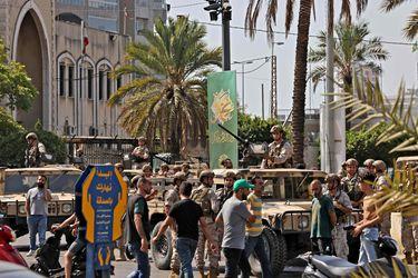 Mueren tres personas en enfrentamientos durante una protesta contra el juez que investiga la explosión en Beirut