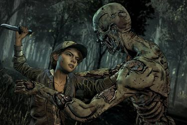 Vean el primer tráiler del tercer episodio de The Walking Dead: The Final Season