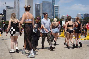 """Lollapalooza Chicago suma 203 contagiados pero autoridades locales aseguran que no fue un evento """"súper propagador"""" del Covid-19"""
