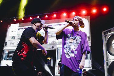 Así Red Bull Music Festival Santiago celebró los 30 años del rap en Chile