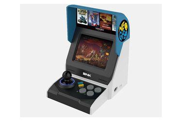 Así es como se vería la Neo Geo Mini que prepara SNK