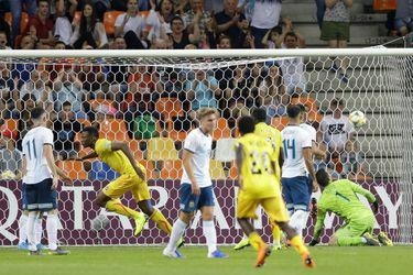 Argentina cae en penales ante Mali y se despide del Mundial Sub 20