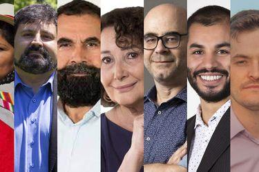 De Atria a Gutiérrez: los nombres que quedaron en el camino para las coordinaciones de la Convención