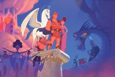 Los Hermanos Russo estarán involucrados en el remake live-action de Hércules