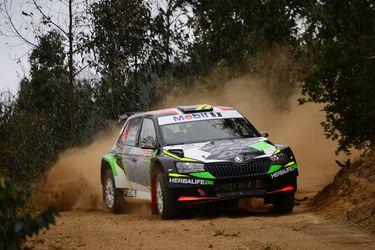 El peruano Nicolás Fuchs se queda con el Rally de Casablanca, en una fecha acortada por la lluvia