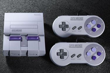La SNES Classic fue la consola más vendida en septiembre