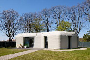 Entregan en Holanda las primeras casas habitables impresas en 3D