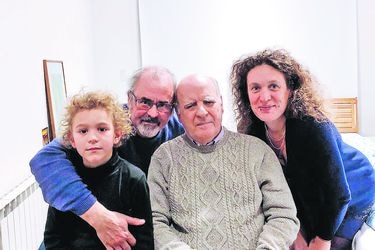"""Guillermo Lavado, sobrino del artista: """"Quino sonreía con cierta amargura al constatar que todo su trabajo seguía siendo actual"""""""