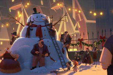 No todo es Disney: La animación nominada al Oscar que se puede ver en casa