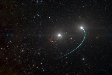 El misterio que genera el agujero negro más cercano a la Tierra