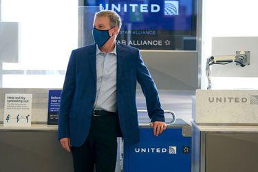 Volando por la pandemia con el nuevo CEO de United