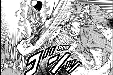 Manga Dragon Ball Super: Vegeta muestra los resultados de su entrenamiento y supera a Gokú