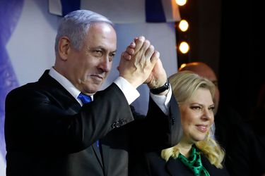 FILES-ISRAEL-POLITICS-NETANYAHU