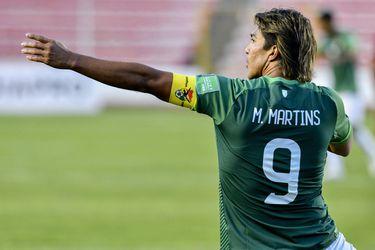 """Moreno Martins amenaza a la Roja: """"Tengo mucha hambre, me quedan muchos goles por marcar"""""""