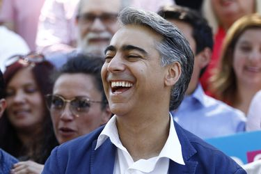 Marco Enríquez-Ominami se refiere a Sebastian Piñera y sus familiares