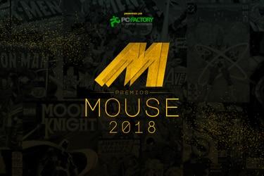Estos son los ganadores de los #PremiosMouse