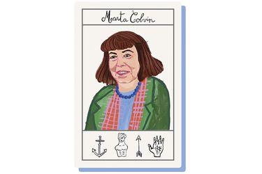 """""""Escuchemos el paisaje"""", Marta Colvin"""