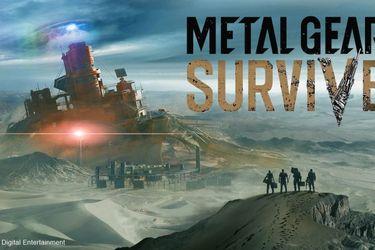 Review | Metal Gear Survive, cambiando el espionaje por la supervivencia