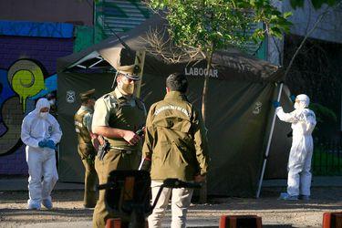 Matan de un disparo en la cabeza a hombre en centro de Santiago