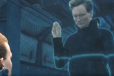 Conan O'Brien aparecerá en Death Stranding