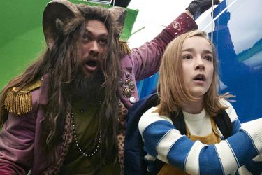 El primer vistazo a Jason Momoa en Slumberland, la nueva película de Netflix inspirada en Little Nemo