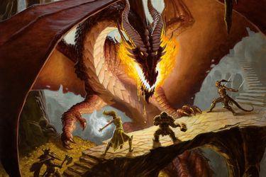 Wizards of the Coast anunció el lanzamiento de sus versiones de productos de Dungeons & Dragons en español