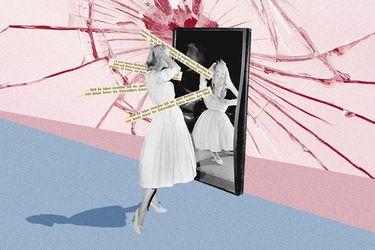 La enemiga del espejo: La batalla diaria a la que nos enfrentamos las mujeres