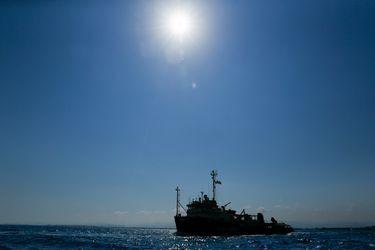 Embarcación con 45 migrantes naufraga frente a las costas de Turquía