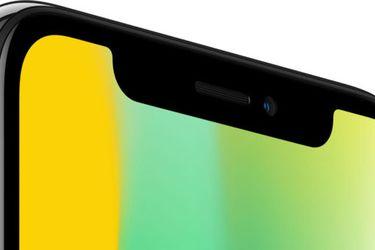 Por qué los fabricantes de smartphones Android copiaron lo más criticado del iPhone X