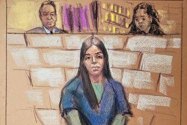 """Esposa del """"Chapo"""" Guzmán continuará detenida y sin derecho a fianza en EE.UU."""