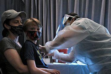 Así sería la vacunación de los niños en Chile