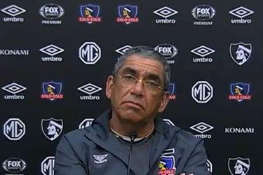 """Gualberto Jara: """"Me ha tocado participar en muchas situaciones similares y esta no es de las peores"""""""