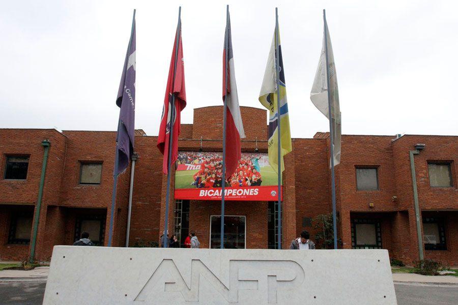 ANFP, Sede