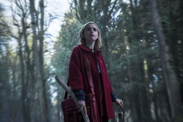 Netflix canceló Chilling Adventures of Sabrina