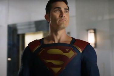 Clark Kent y sus hijos protagonizan una nueva foto de las filmaciones de Superman & Lois